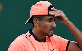 Kyrgios blasts crowd jeers after limp Shanghai loss