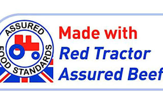 Red tractor logo for ready meals