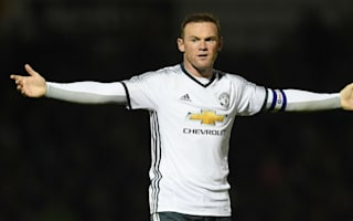 Rooney is still hurting, says Mourinho