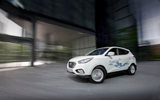 Hyundai to introduce hydrogen fuel cell cars by 2015