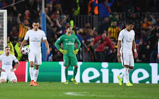 Al-Khelaifi and PSG struggling to accept Champions League exit