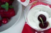 What is the weird liquid in yoghurt?
