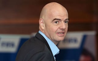 Infantino calls for multiple World Cup hosts, talks down threat of violence in Russia
