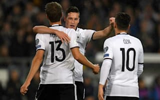 Germany 2 Northern Ireland 0: Draxler, Khedira on target in routine win