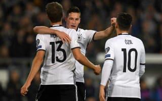 Germany 2 Northern Ireland 0: Draxler, Khedira on target in routine win