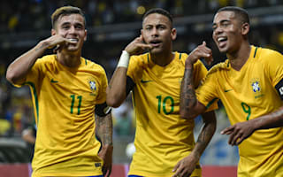 Brazil move above Germany in FIFA rankings
