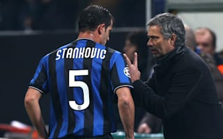 Man United can expect success - Stankovic lauds Mourinho effect