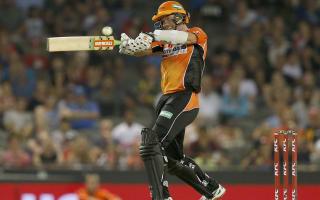 Klinger named in Australia T20 squad