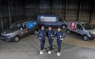 Fiat Professional hunting for next tradesman football star