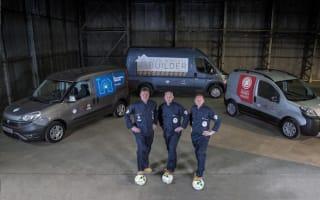 Fiat Professional hunting for next tradesman football star