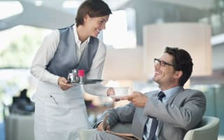 Having an attractive waiter or waitress will cost you dear
