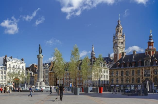 Win a weekend break in Lille!