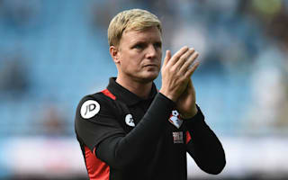 Howe 'absolutely committed' to Bournemouth amid England links