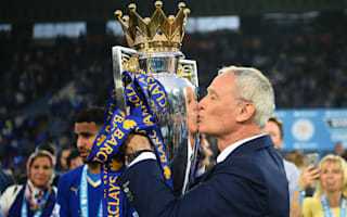 Ranieri, Luis Enrique and Guardiola nominated for Best FIFA Men's Coach award
