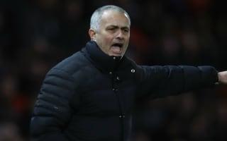 Attitude got Man United through - Mourinho