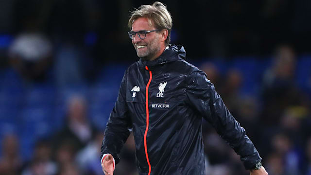 Klopp heaps praise on his Liverpool players after impressive win