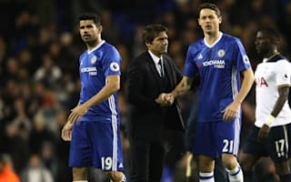 Conte upbeat as Chelsea boss hails strength in defeat