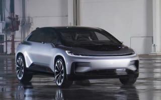 Faraday Future reveals high-tech autonomous car