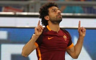Roma 4 Fiorentina 1: Salah torments former club