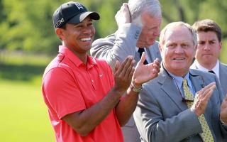 Tiger not done winning - Nicklaus