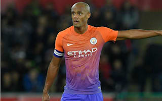 City confirm Kompany's groin injury - no date for return