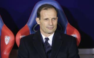 'Juventus should have run riot' - Allegri