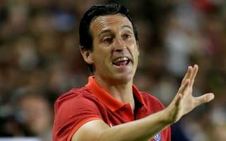 Emery needs early silverware as PSG begin new era