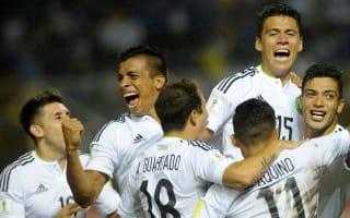 El Salvador 1 Mexico 3: Visitors complete second-half turnaround