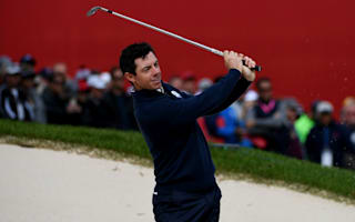 Ryder Cup Diary: McIlroy remembers first Clarke meeting, celebrities face off