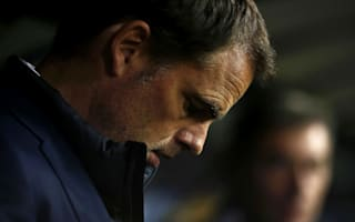 Milito, Sneijder question De Boer dismissal