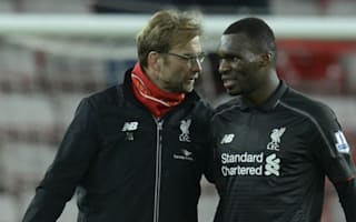Benteke threat worries Klopp