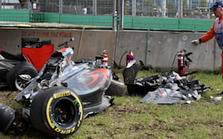 Alonso given all-clear for F1 return after 'washing-machine' wreck
