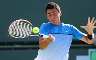Schwartzman shocks top seed Tomic, 300 not out for Karlovic