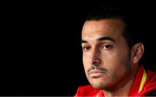 Spain v Czech Republic: Holders raring to go, says Pedro
