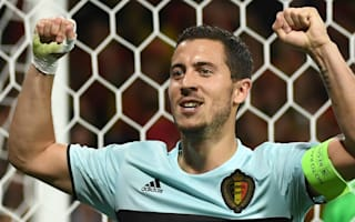 Wilmots: Hazard will recover in time for Wales