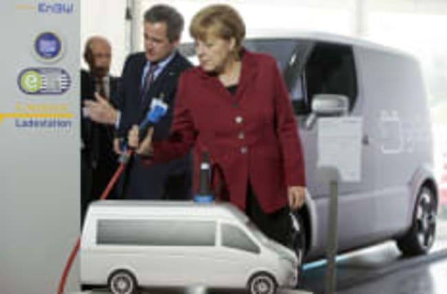 E-Auto-Plan: In Deutschland fehlen über 35.000 Ladestationen