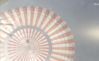 Could Amazon be delivering by parachute soon?