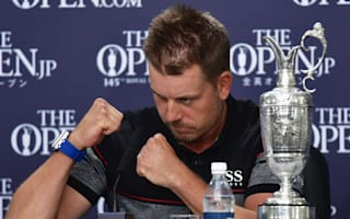 The Open Diary: Stenson not a good driver, and do be quiet