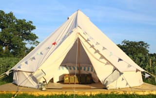 Win! A two-night glamping holiday in Hertfordshire