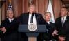 Trump sagt, er mache keine Fehler – 2 Sekunden später macht er einen peinlichen