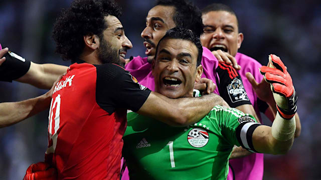 Egypt beats Burkina Faso to reach AFCON final