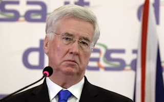Michael Fallon: Under-pressure Islamic State can be dealt 'decisive blow'