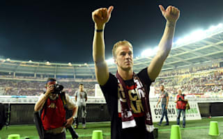 Bye for now - Hart departs Torino after loan spell