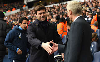 Tottenham don't compare to Arsenal - Pochettino