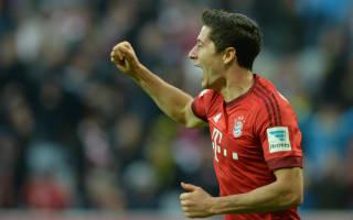 Lewandowski focused on writing his own Bayern history after Gerd Muller comparisons