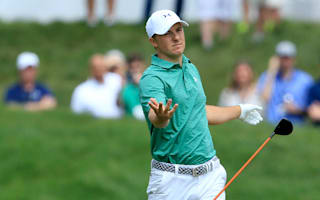 Spieth hopes losing top spot can help Masters bid