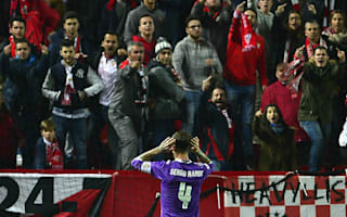 Angry Zidane admits Ramos was 'hurt' by Sevilla fans