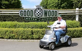 Goodwood to host 24-hour mobility scooter World Record attempt