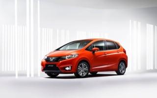 Honda Jazz receives 'Best in Class' NCAP award