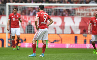 Bayern Munich 2 Mainz 2: Leaders held to give Leipzig hope in title chase